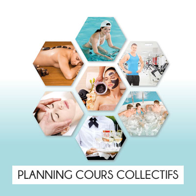 Planning cours collectifs Calypso